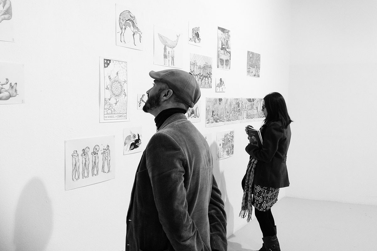 Exposición 'Km. 0 | Yusto/Giner'