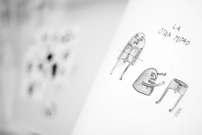 Exposición 'La Otra Mitad' - Emmanuel Lafont
