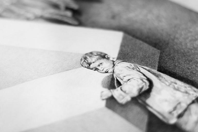 Detalle 'Los Paisajes Isométricos' - Paisaje 4
