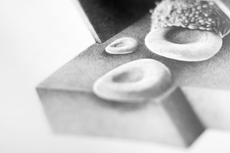 Detalle 'Los Paisajes Isométricos' - Paisaje 7